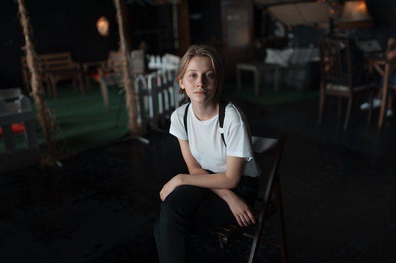 35 мм, Портрет, Портрет девушки, Портфолио photo preview