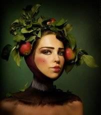 apple tree...
