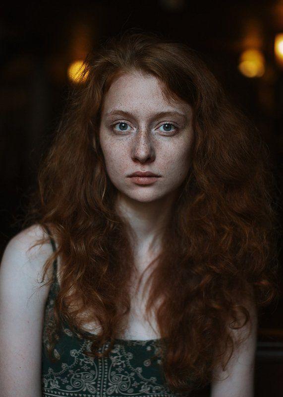 Popular, Portrait, Портрет, Портрет девушки, Портфолио photo preview