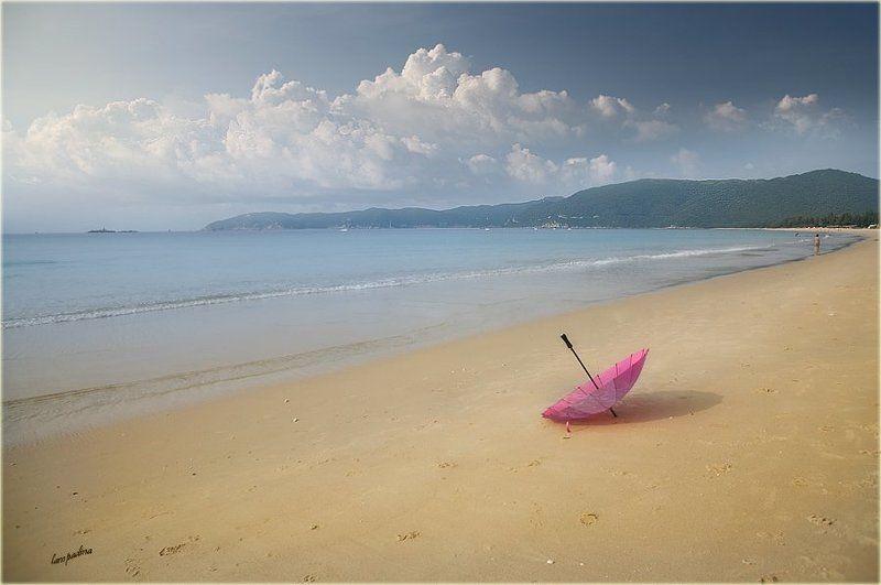 китай, хайнань, южно-китайское море, lampadina Китайские зарисовки. Про зонтик.photo preview