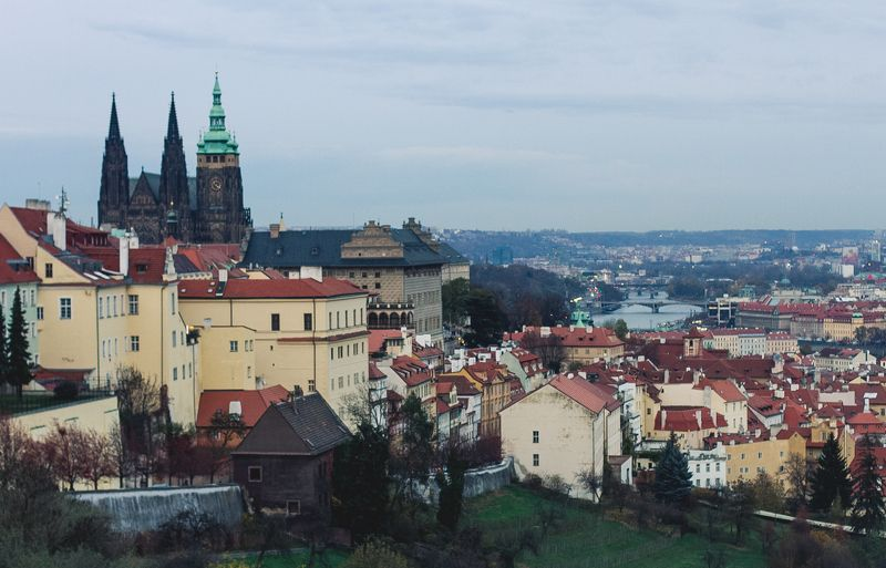 Галина Вербинская, Czech Republic
