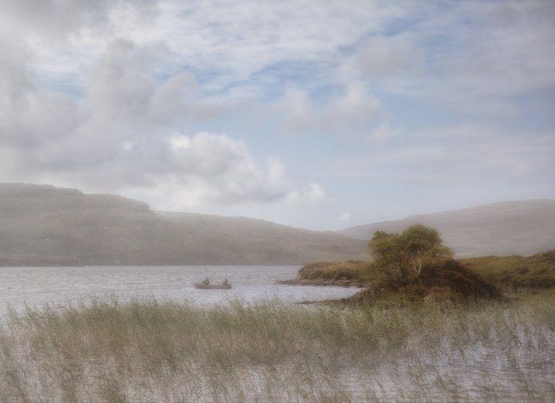 scotland, шотландия, mc про утреннюю дымку..photo preview