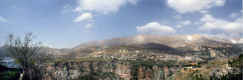 ливан, горы Весна в горах Ливанаphoto preview
