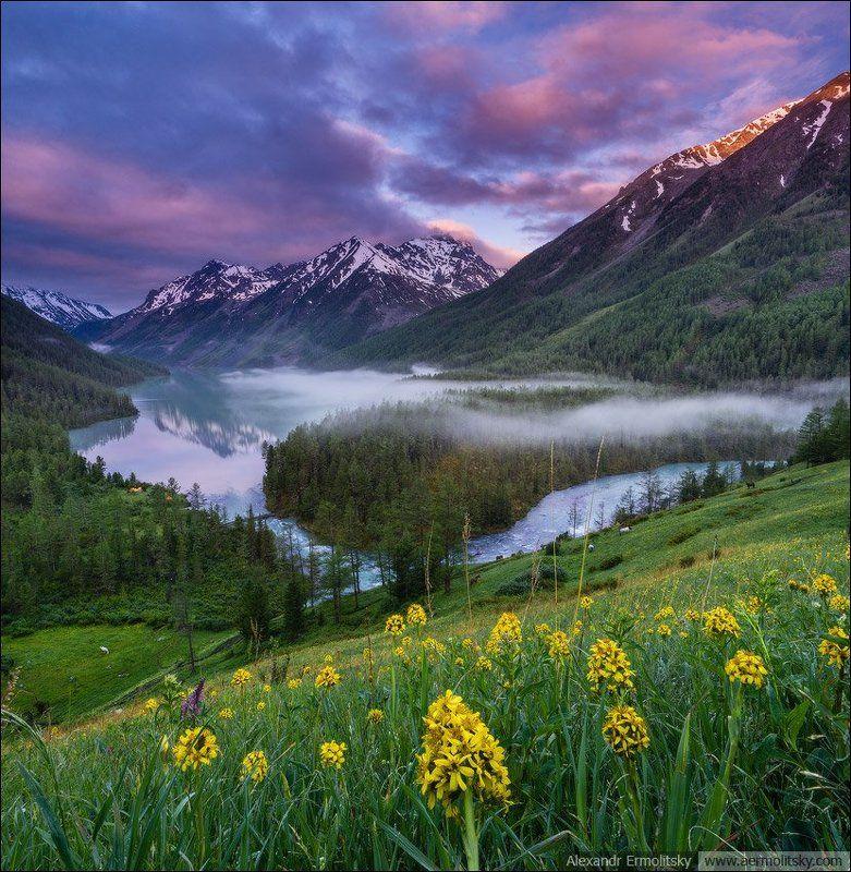 Altai, Алтай ~ Просыпались горы ~photo preview