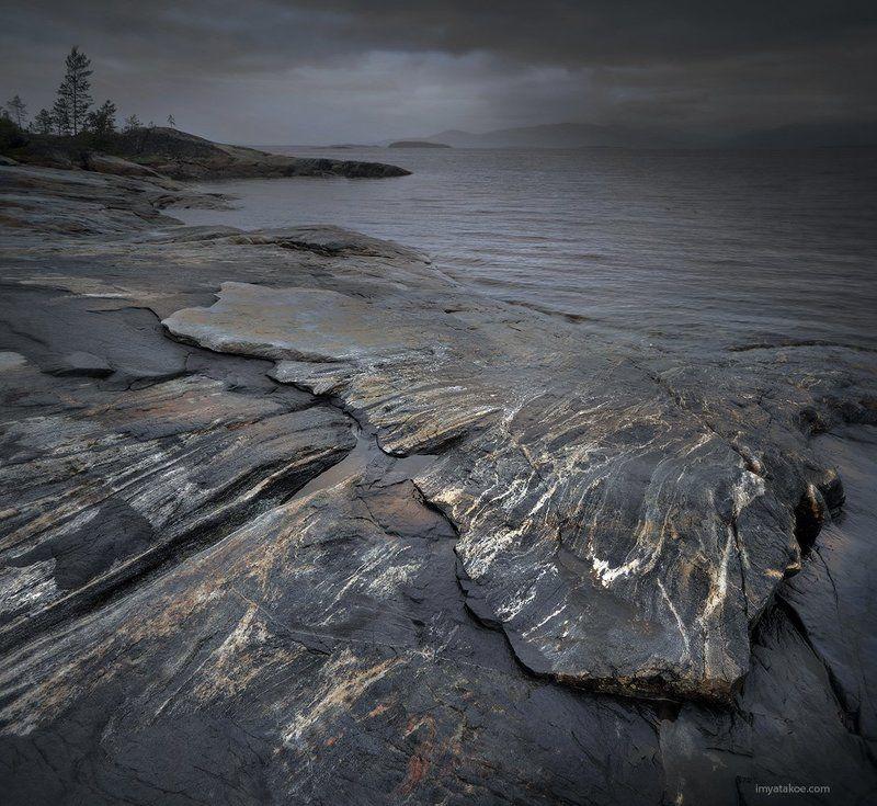 аметист, белое море, карелия Нехорошая погодаphoto preview
