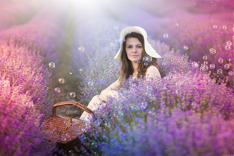 Lavender timephoto preview