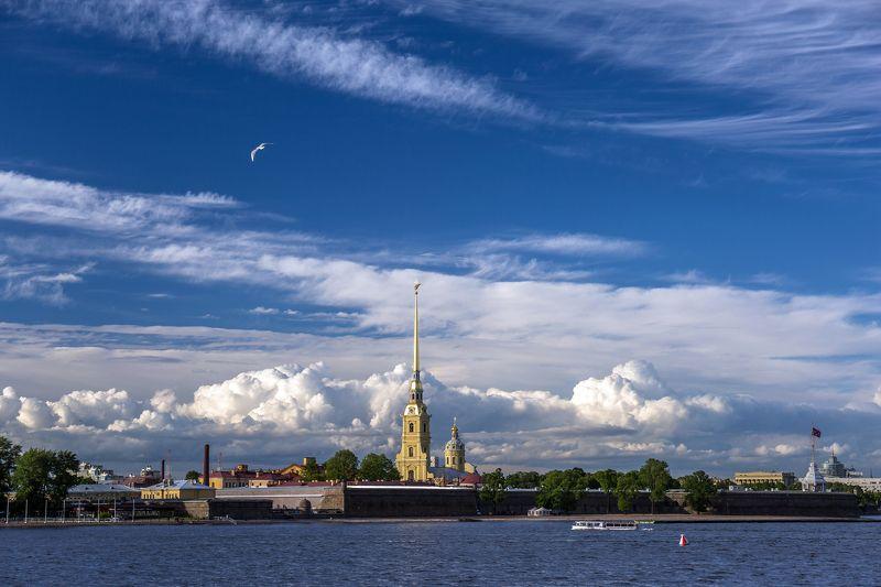 Облака и тени Питераphoto preview