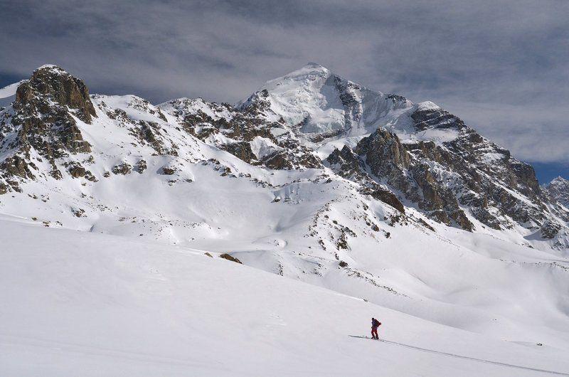 Горы, Грузия, Сванетия, Тетнульди Пробежимся?photo preview