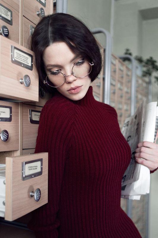Fashion, Portrait, Портрет, Фотограф Дарья Чачева, Фэшн Вузовкиphoto preview
