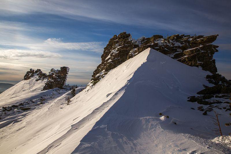 Ski, Горы, Зима, Шерегеш, Январь photo preview