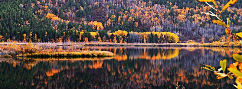 Казахстан. Каркаралинск. озеро. photo preview