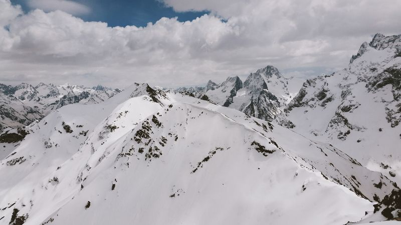 горы, домбай, заповедник, карачаево-черкесская республика Dombaiphoto preview
