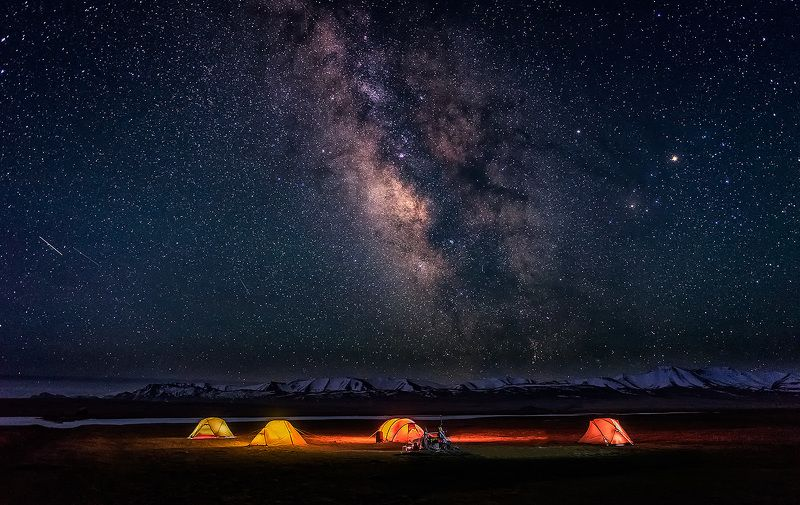 Небо Киргизииphoto preview