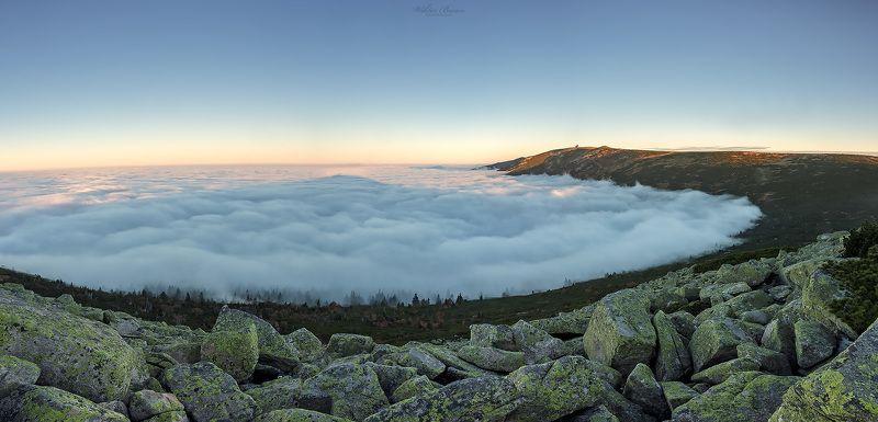 Karkonosze, Sudety  Morze Chmur photo preview