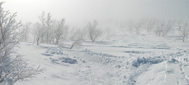 хибины, горы, снег, зима Кольский пол-ов, Хибиныphoto preview