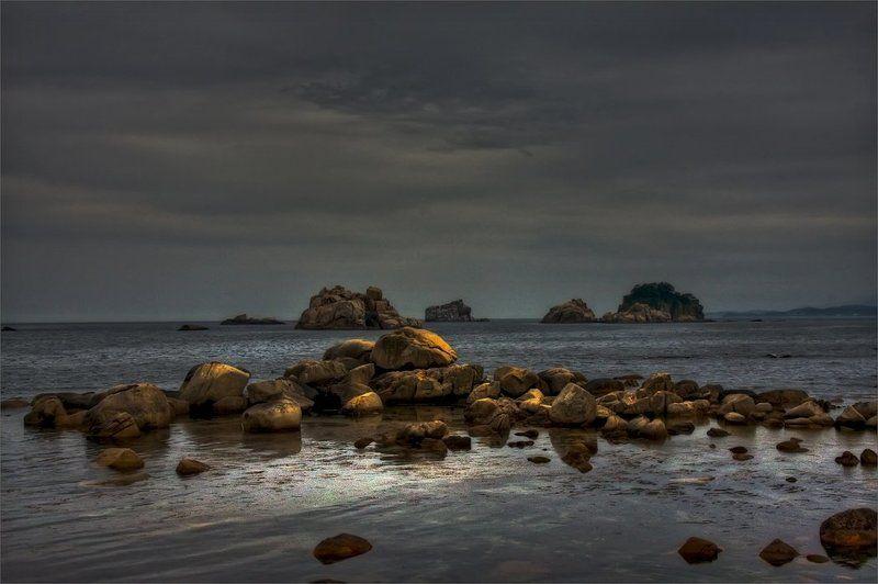 Берег Японского моряphoto preview