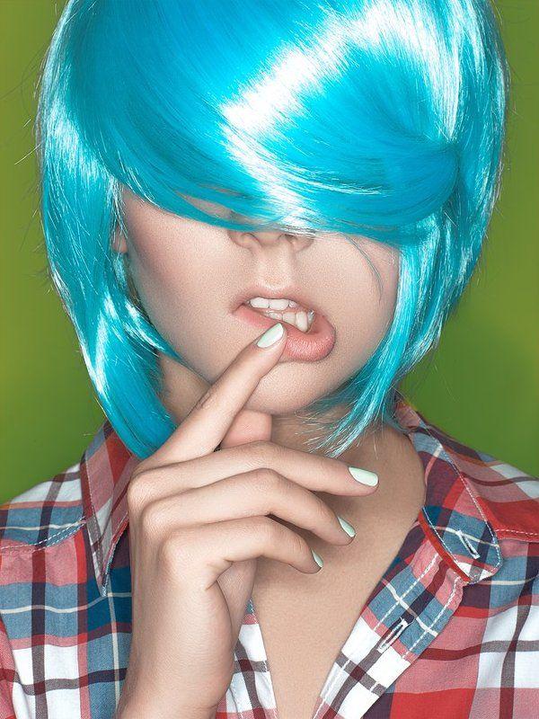 портрет,девушка,цвет ***photo preview