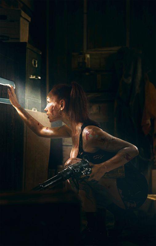 Lara Croftphoto preview