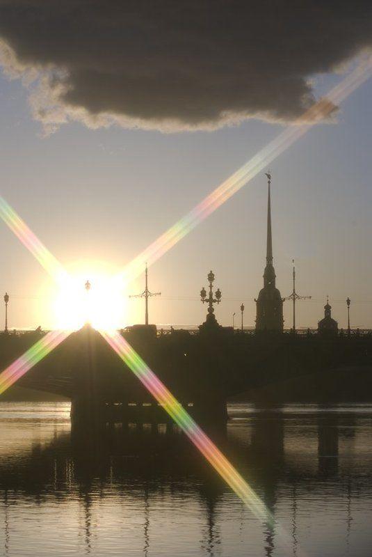 петербург Петербургский закат 4photo preview