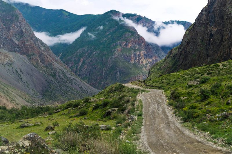 Дороги Алтая...photo preview