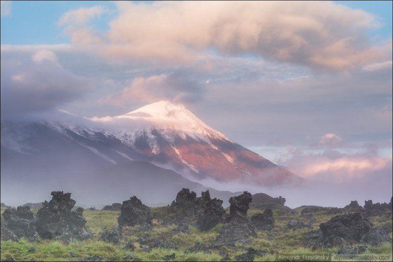 Kamchatka, Камчатка ~ Озарение ~photo preview