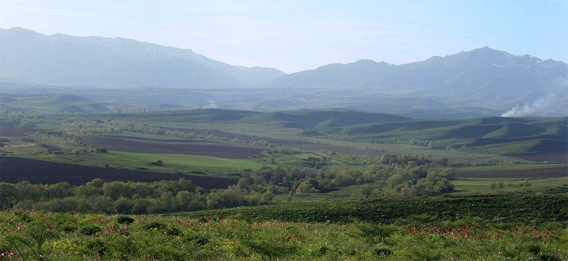 Тарбагатайские горы (Казахстан)photo preview