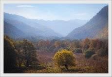 Воздушная осень Архыза