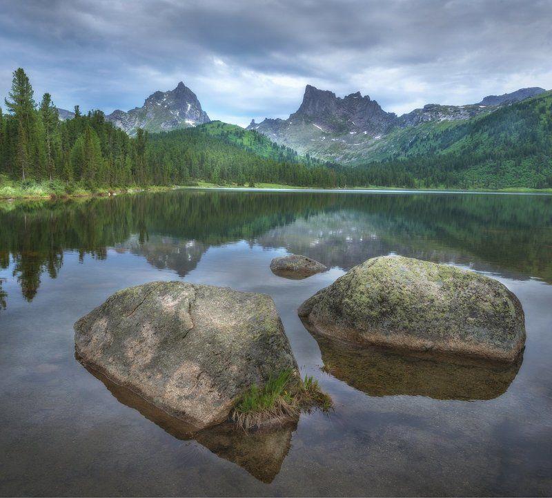 ергаки, светлое Ергаки. Озеро Светлоеphoto preview