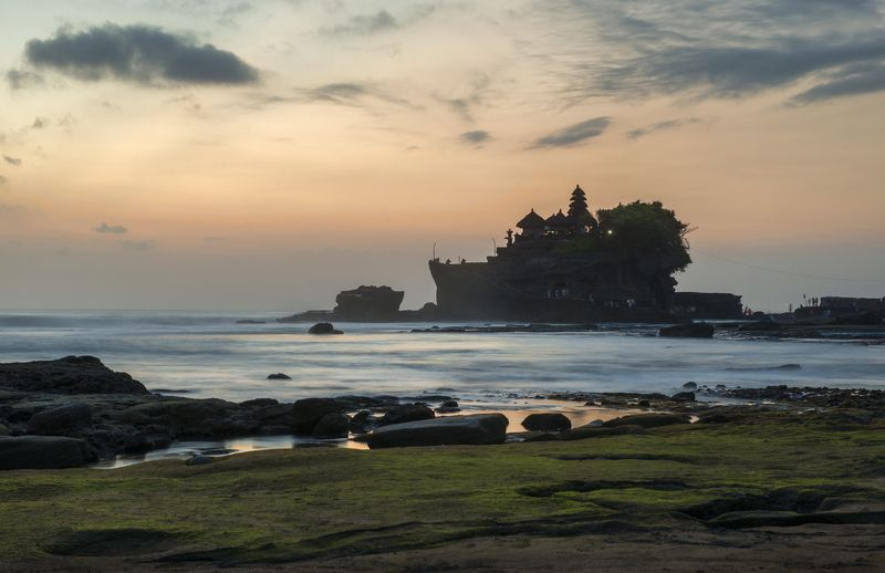бали, закат, загадка, тайна Храм Танах Лотphoto preview