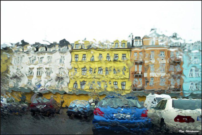 карловы, вары, дождь, город Дождь и я.Поплачем? фото превью