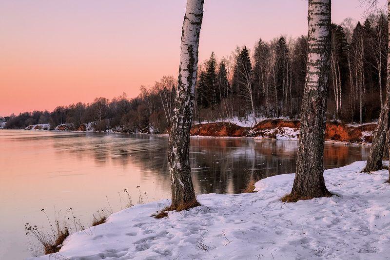 Зимний вечер..photo preview