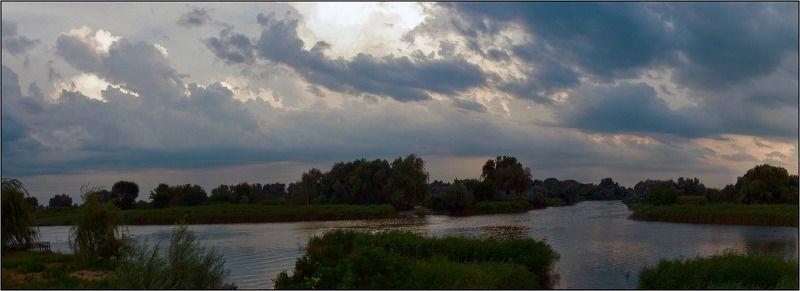 лагутник, лето, ростов-на-дону, гроза Перед грозойphoto preview