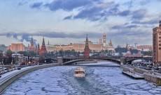 Зимняя Москва. Фото 2.
