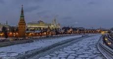 Зимняя Москва. Фото 5.