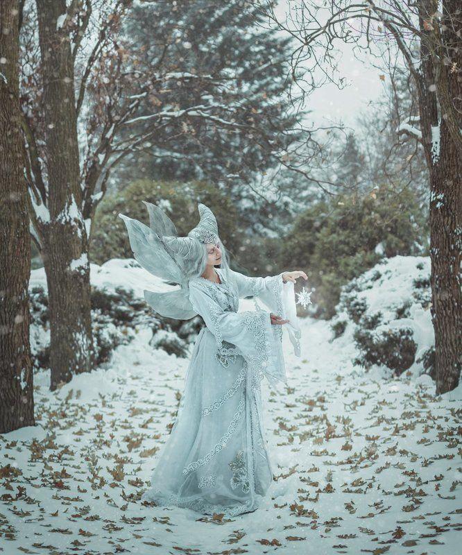 сказка Снежный эльфphoto preview