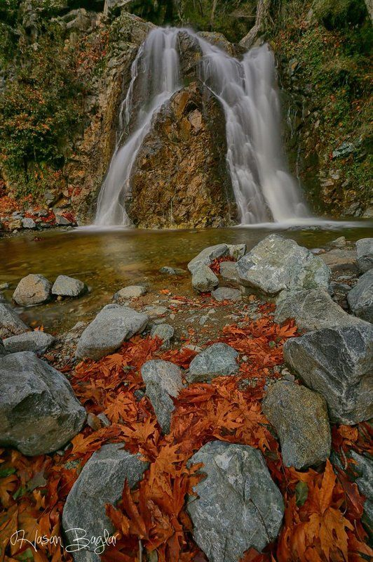 waterfall,chantara,longexposure,cyprus Chantara Waterfallphoto preview