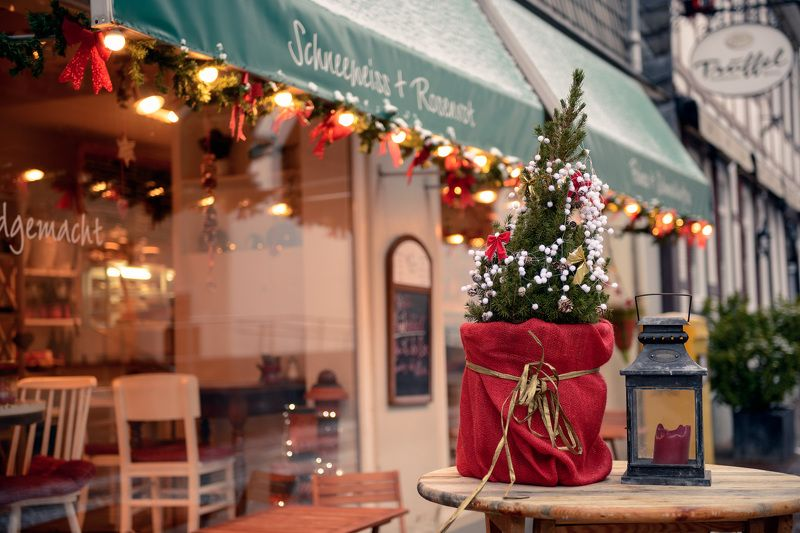 Christmas, fairy, train, steam, Goslar, Germany, Harz, Brocken, travel, visit, point,  New year in Goslar, Germanyphoto preview