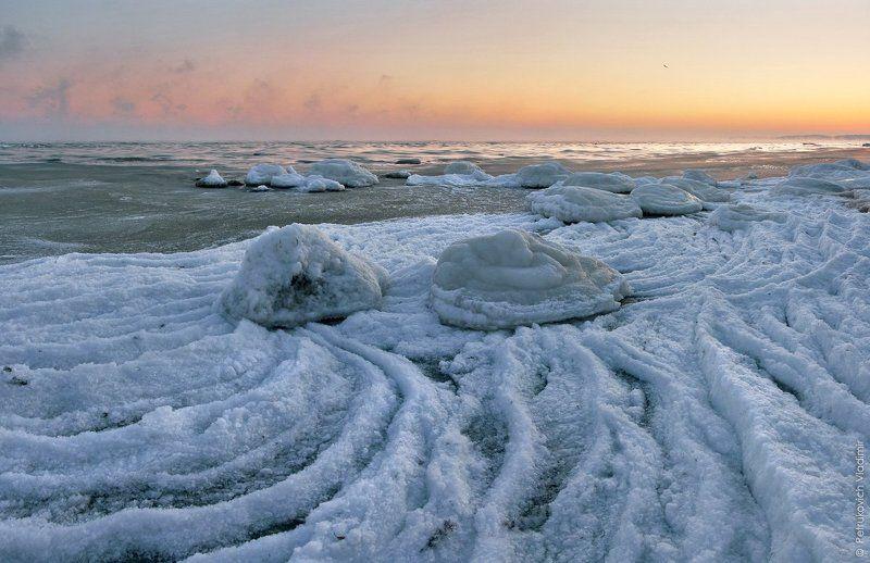Рождественское утро на Балтийском мореphoto preview