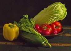 салатный