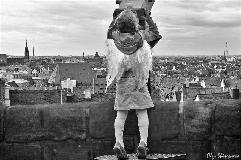 германия, девочка, крылья Время летать-2 фото превью