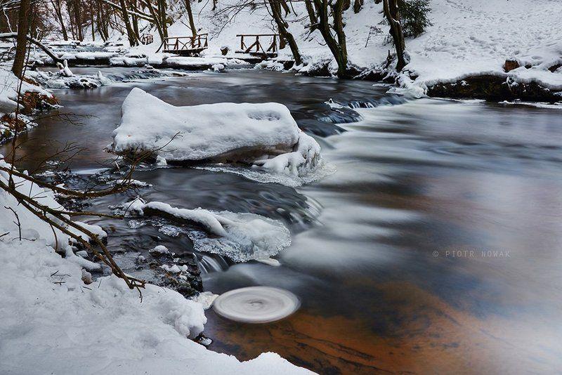 Tanew, Poland, East, Snow Tanew, Polandphoto preview