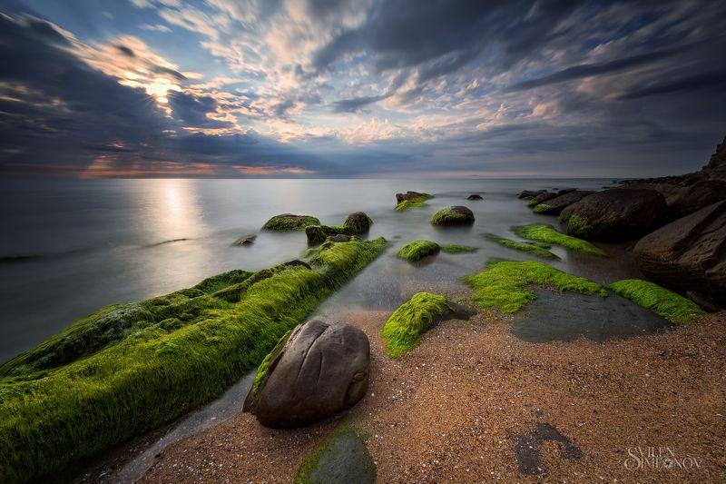 Восход и мореphoto preview