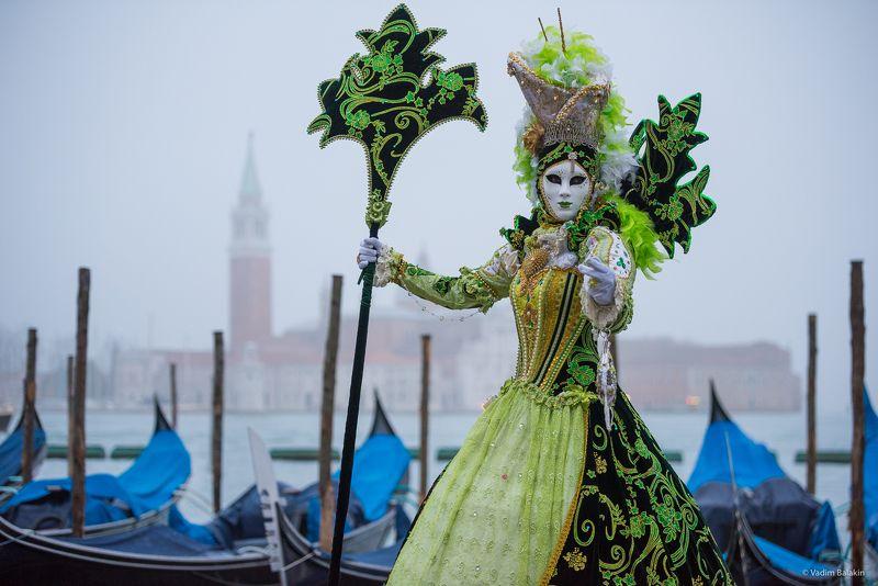 венеция, италия, карнавал Венецианский Карнавал 2017photo preview