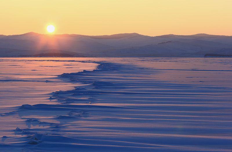 Байкальский рассвет.photo preview
