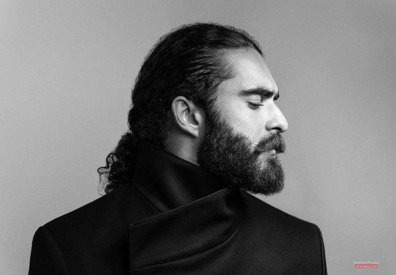 портрет, мужской портрет Михаилphoto preview