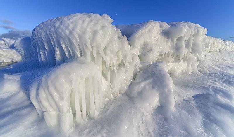 Ледяные формы Байкала 2photo preview