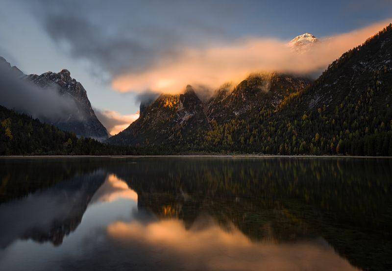 Озеро Lago Di Dobbiacophoto preview