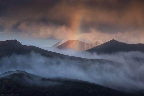 Вулканическая радуга