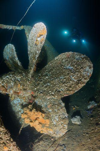 Магадан. Подводная съемка