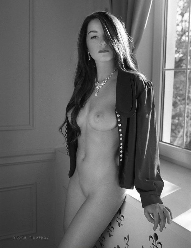 art, beauty, nude, print, portrait, vadym timashov, black and white, film *****photo preview
